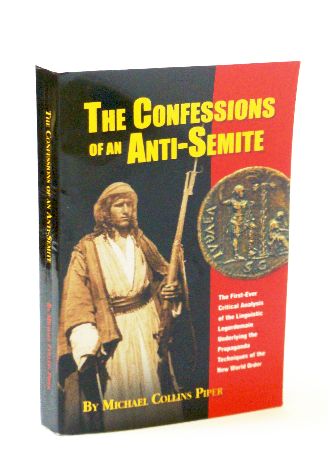 Image for The Confessions of an Anti-Semite