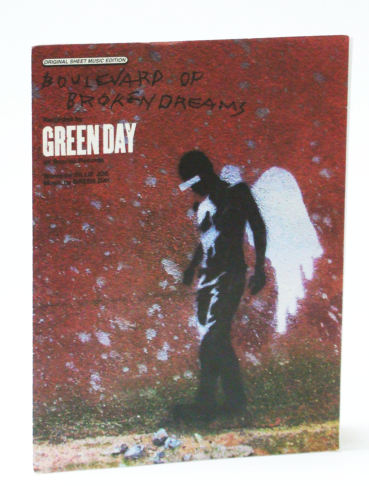 Image for Boulevard of Broken Dreams - Recorded By Green Day: Sheet Music for Piano and Voice with Guitar Chords