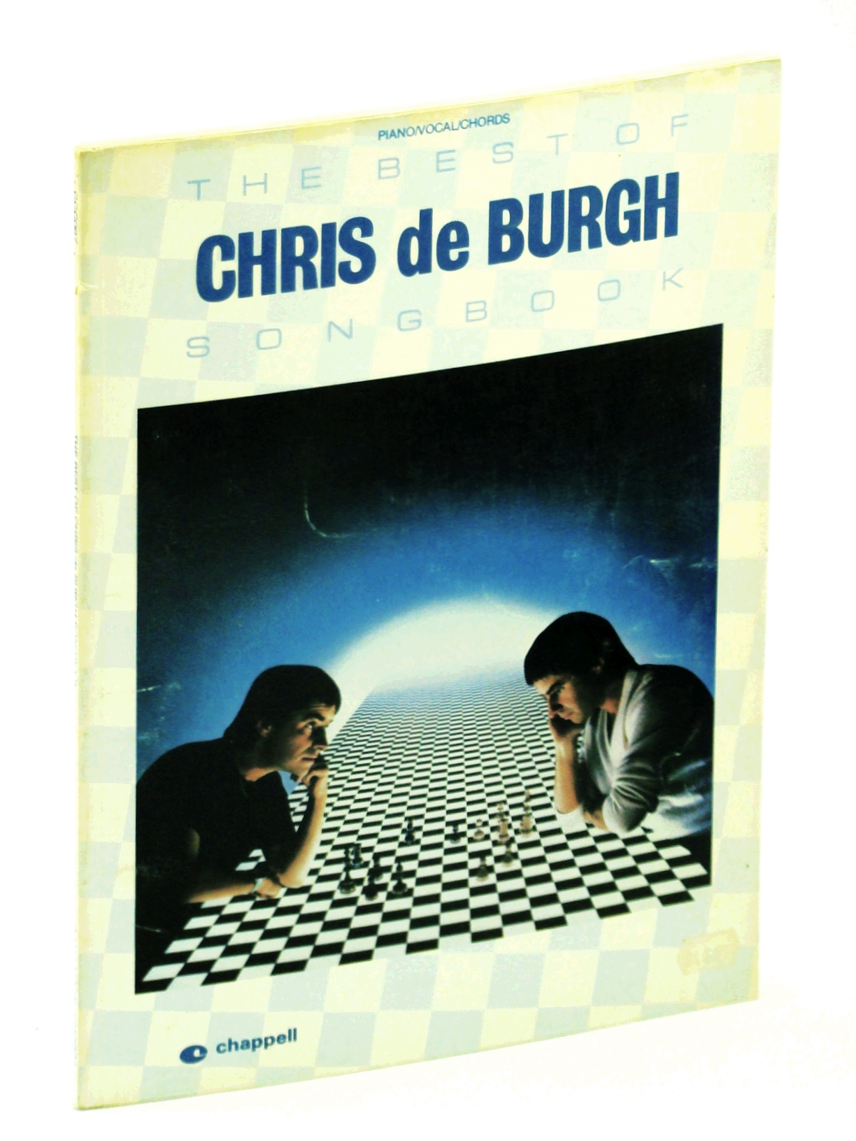 Image for The Best of Chris De Burgh Songbook [Song Book] - Sheet Music for Piano and Voice with Guitar Chords
