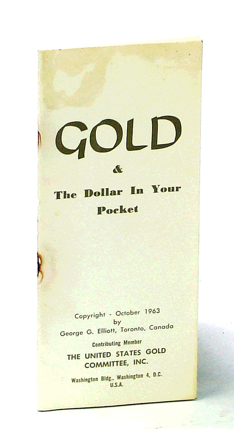 Image for Gold & The Dollar In Your Pocket