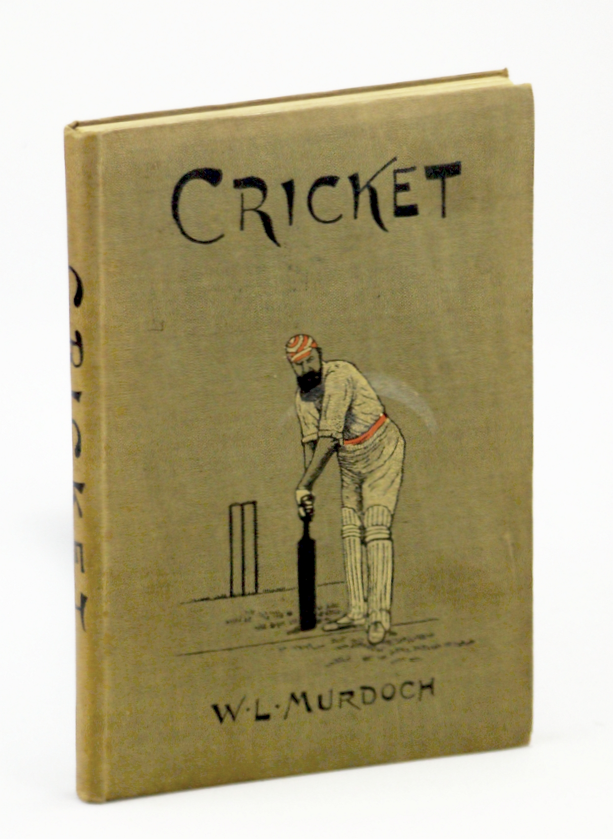 """Image for Cricket [The """"Oval"""" Series of Games]"""