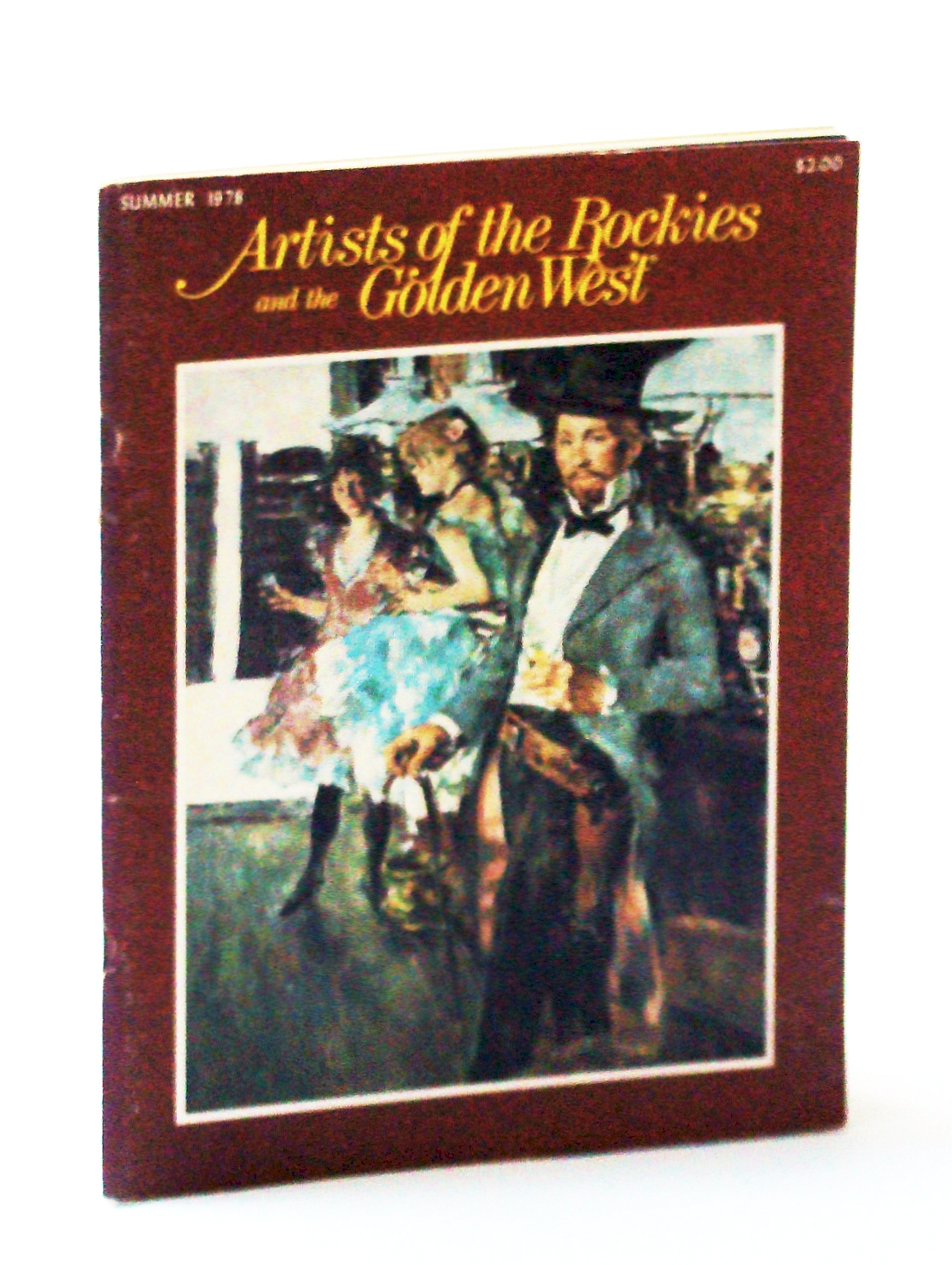 Image for Artists of the Rockies and the Golden West (Magazine), Summer 1978 - Edgar Britton / Michael Lonechild