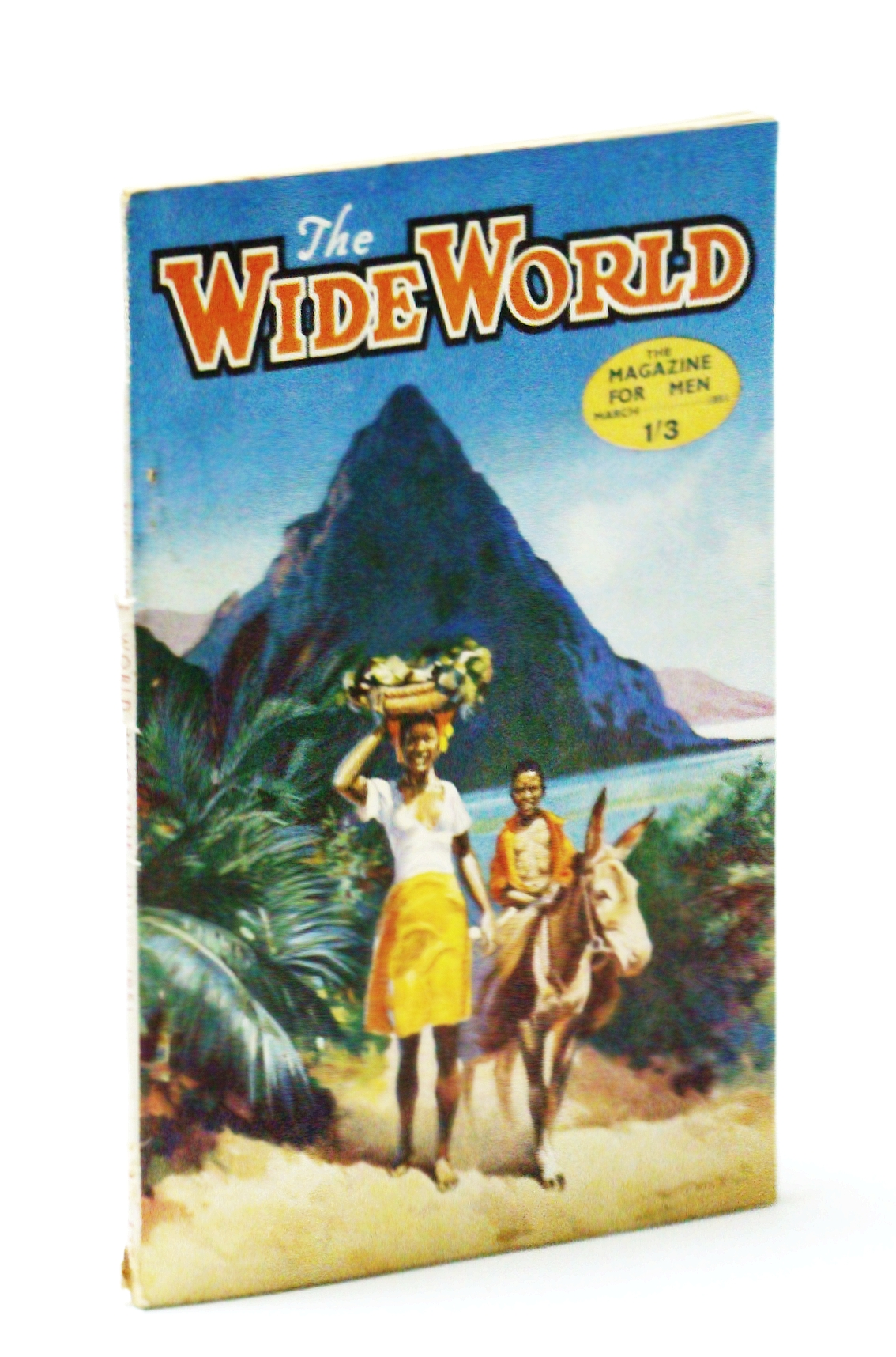 Image for The Wide World - The Magazine For Men, March (Mar.) 1951 - The Death Patrol