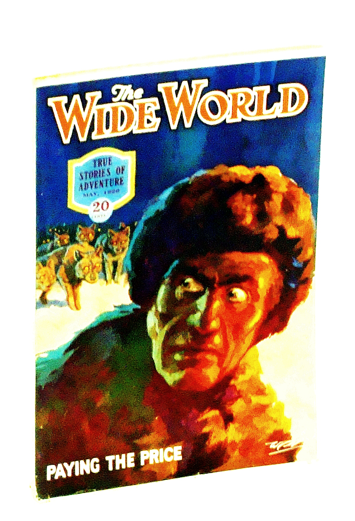 Image for The Wide World Magazine - True Stories of Adventure, May 1926, Vol. LVII, No. 337: Behind the Himalayas / A Pearler in the Philippines