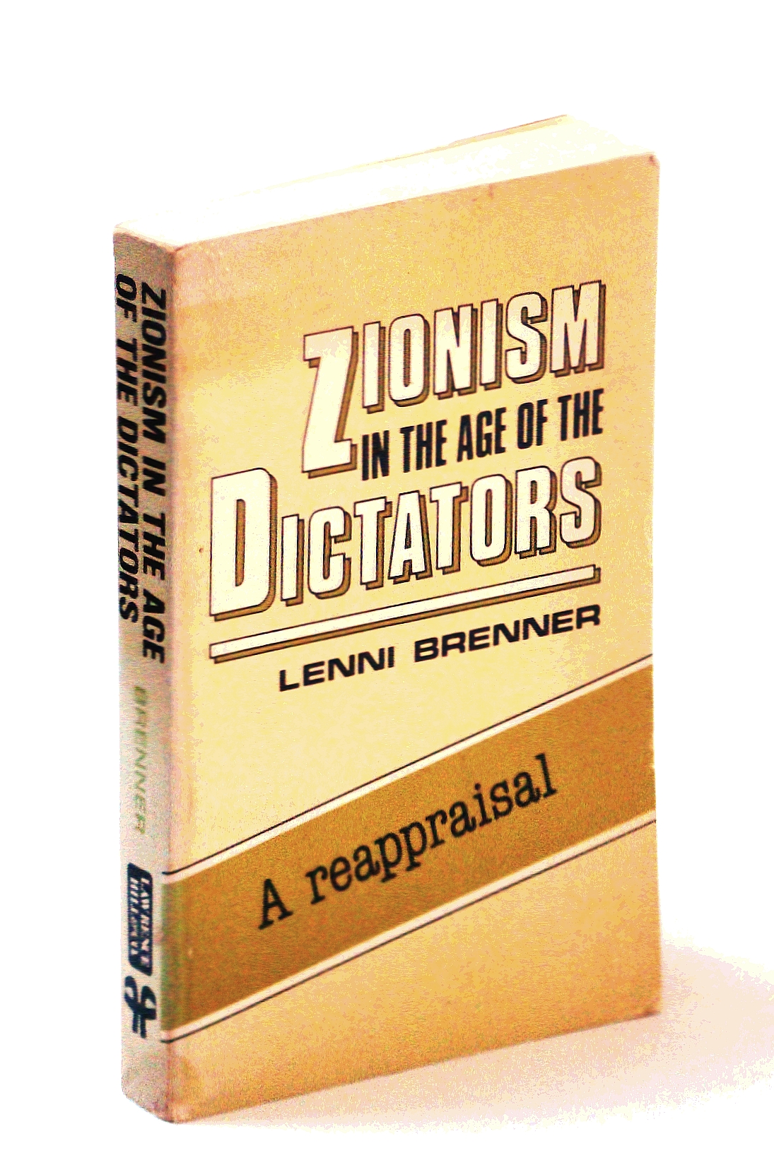 Zionism in the Age of the Dictators
