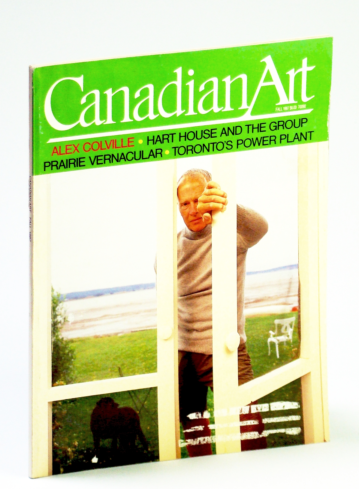 Image for Canadian Art (Magazine), Fall 1987, Volume 4, Number 3 - Alex Colville