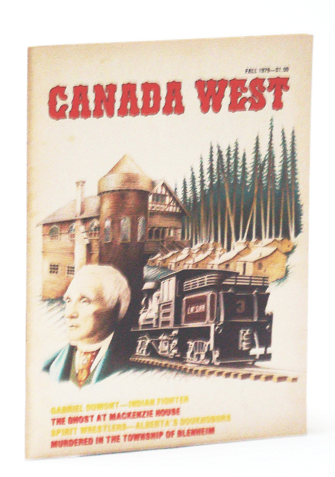 Image for Canada West Magazine - The Pioneer Years, Fall 1979, Volume 9, Number 3, Collector's Number 35 - Alberta's Doukhobors