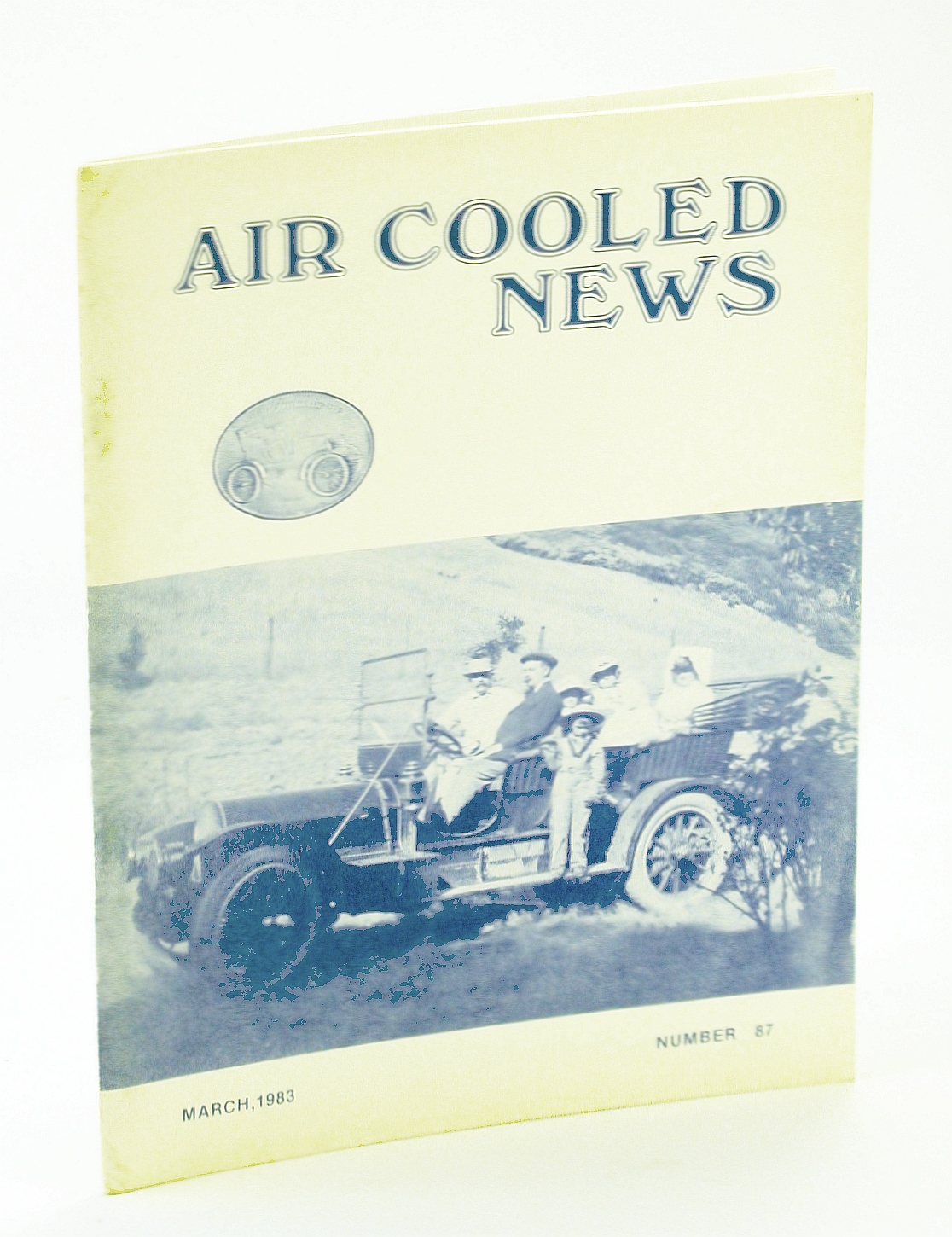 Image for Air Cooled News, Number 87, March [Mar.] 1983, Vol. XXIX, No. 3 - Passing of Jim Mills