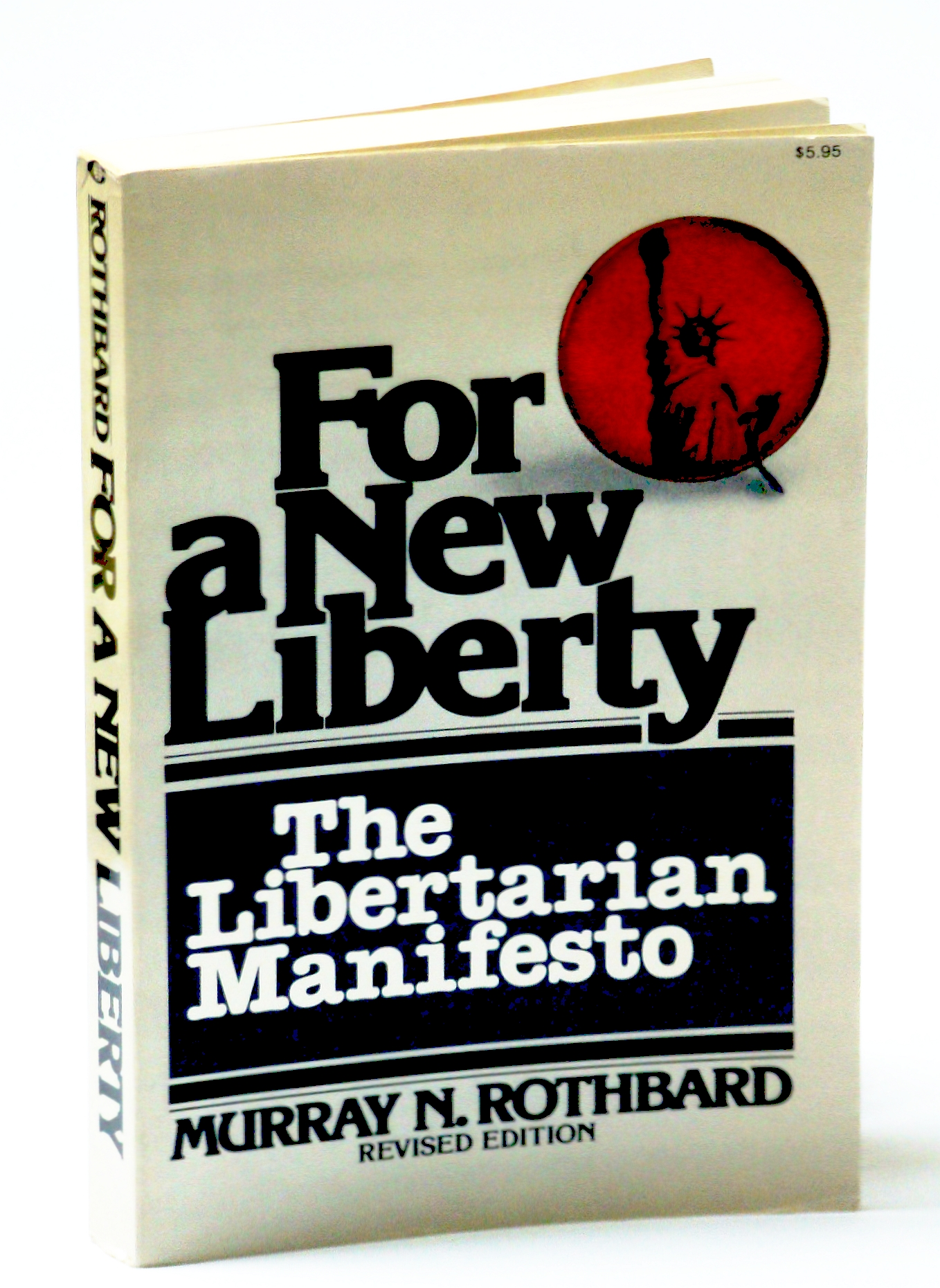 Image for For a New Liberty: The Libertarian Manifesto