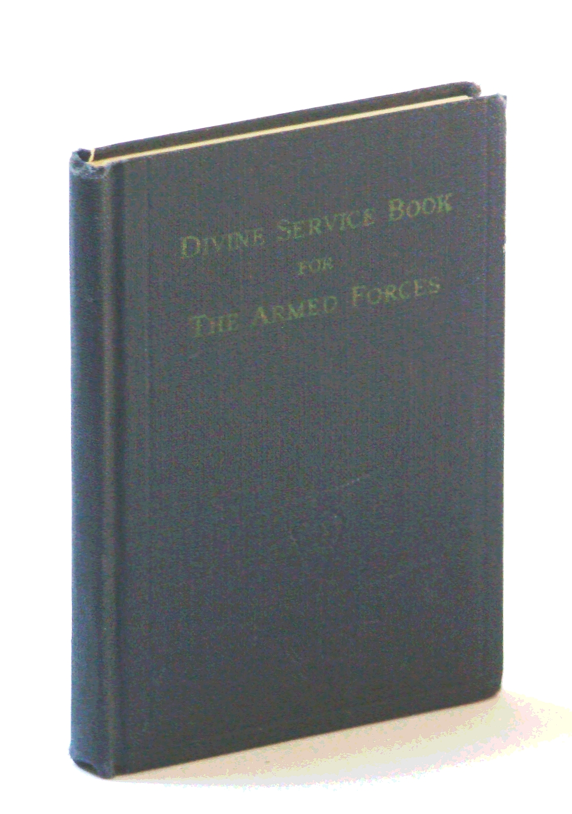 Divine Service Book for the Armed Forces