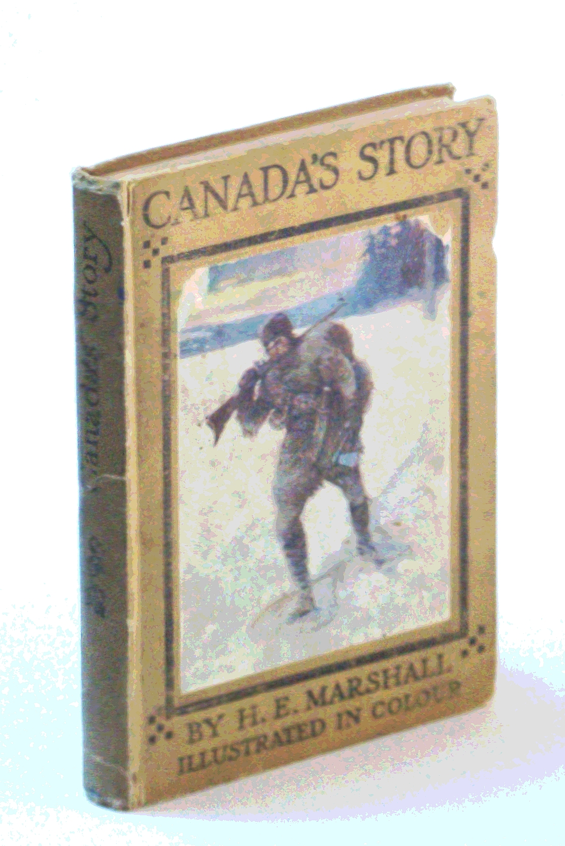 CANADA'S STORY told to Boys and Girls (Our Empire Story)