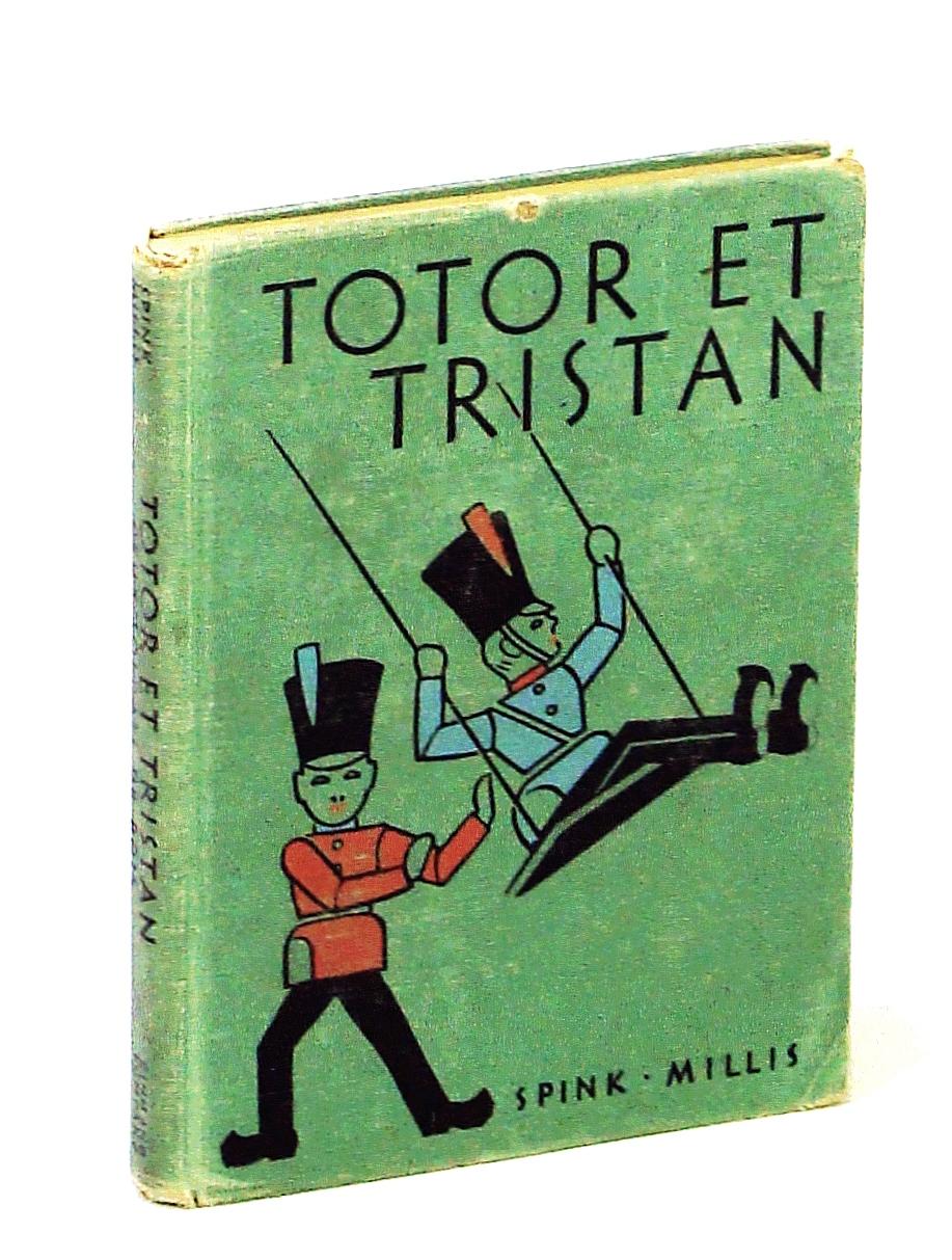 Image for Totor et Tristan: Deux Soldats De Bois