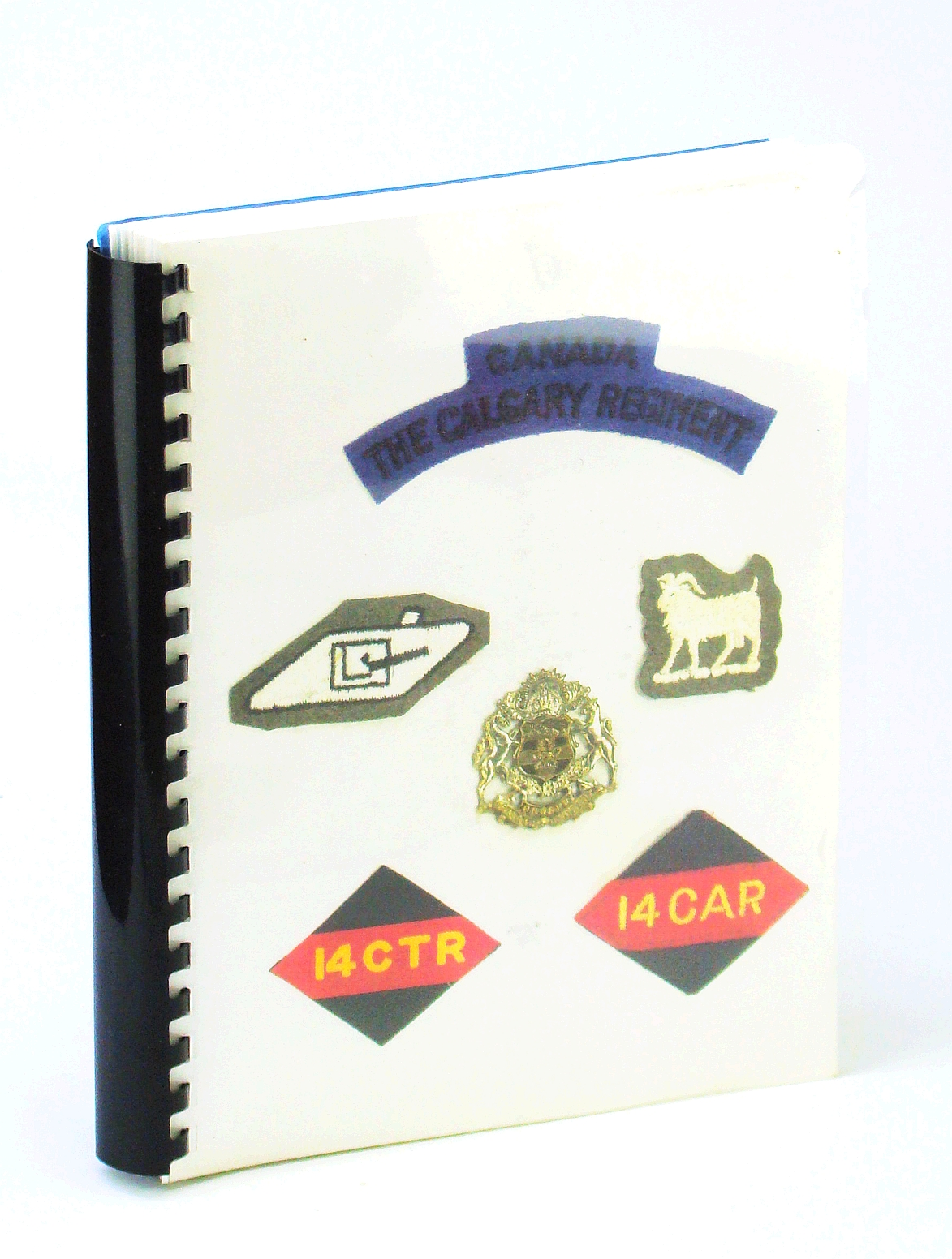 Image for The Informal History of the Calgary Regiment - 14th Canadian Armoured Regiment