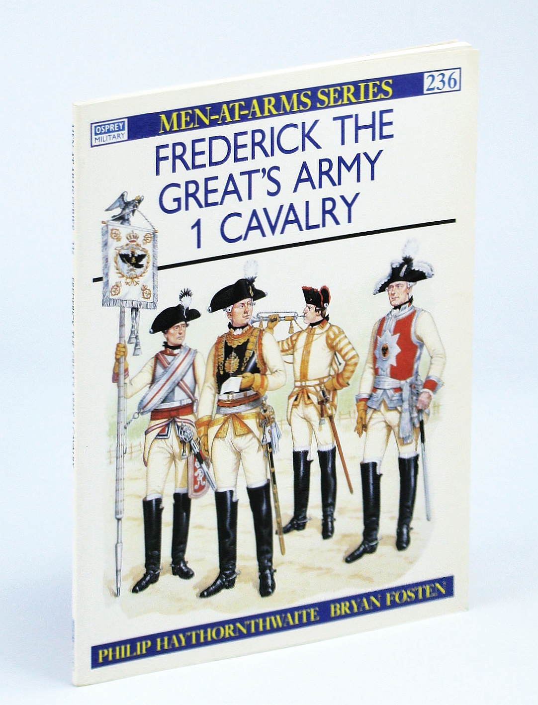 Image for Frederick the Great's Army (1): Cavalry (Men-at-Arms)