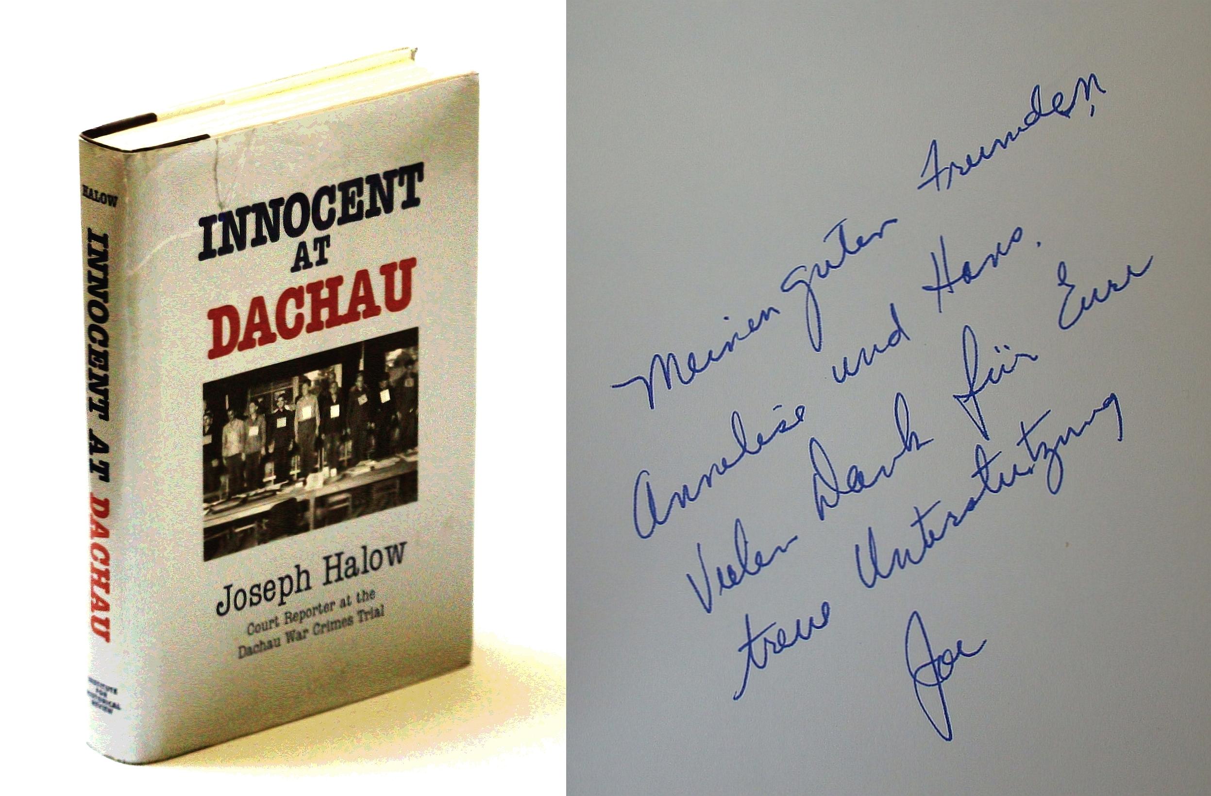 Innocent at Dachau