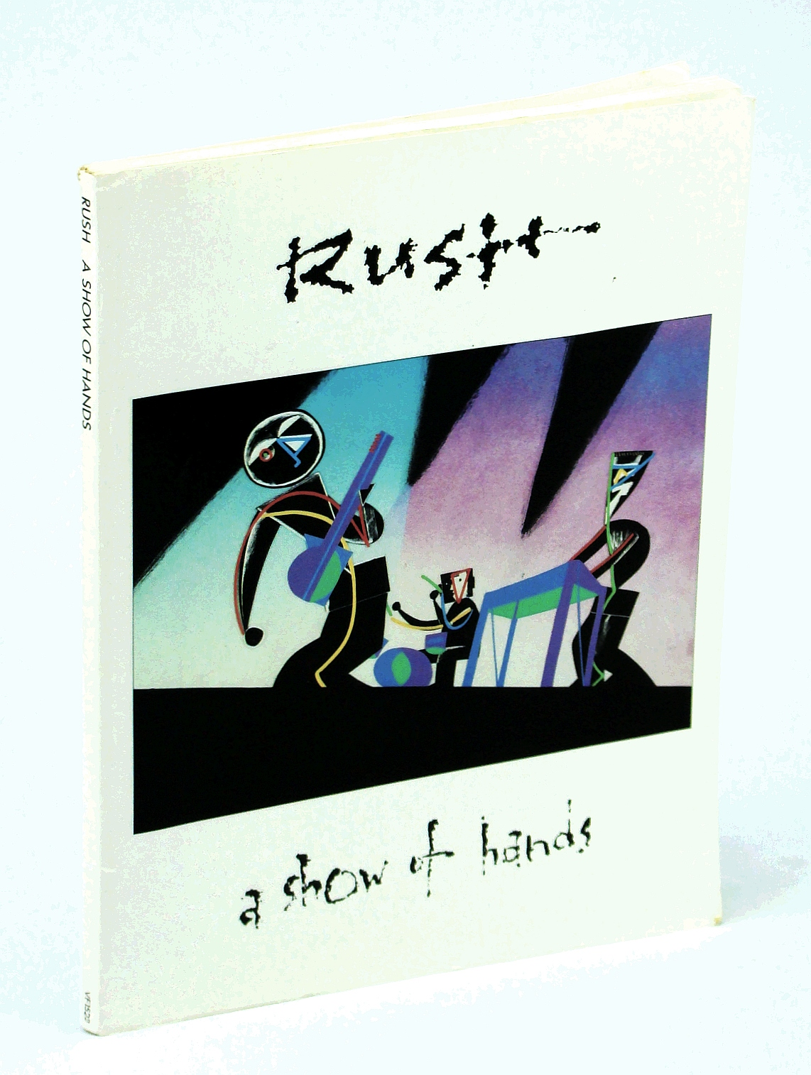Image for Rush a show of hands (VF1522)