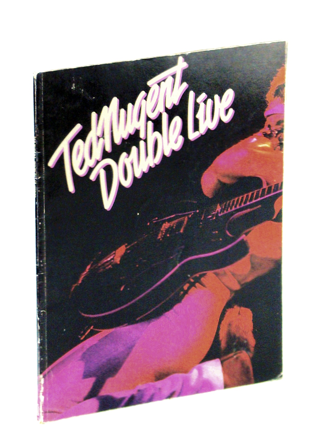 Image for ted nugent double live SONGBOOK