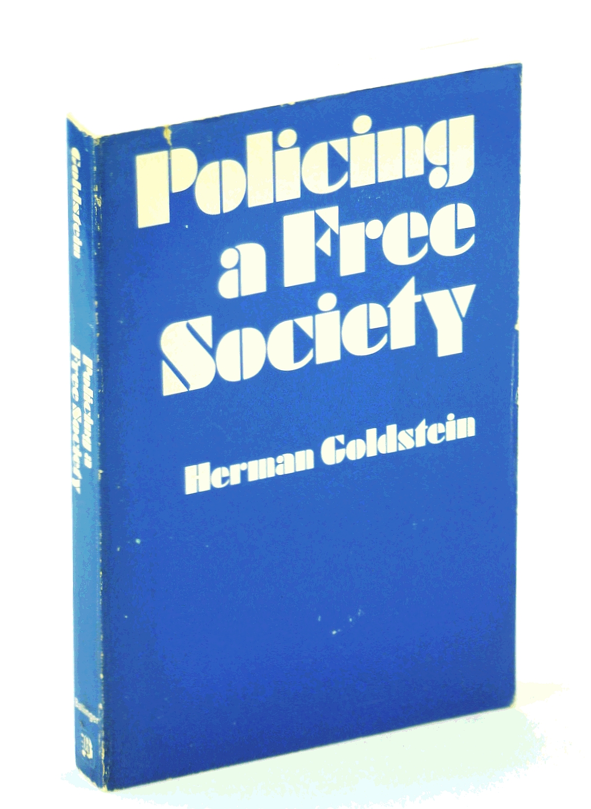 Image for Policing a free society