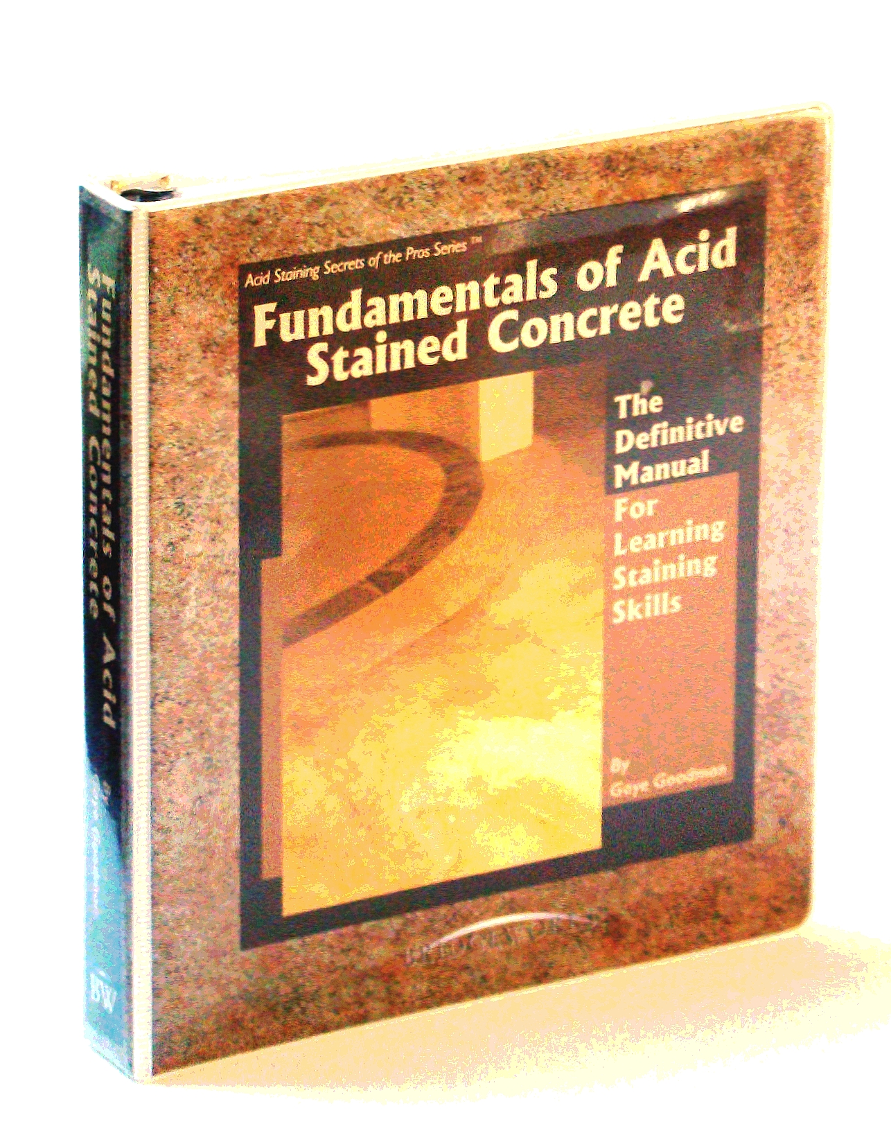 Fundamentals of Acid Stained Concrete