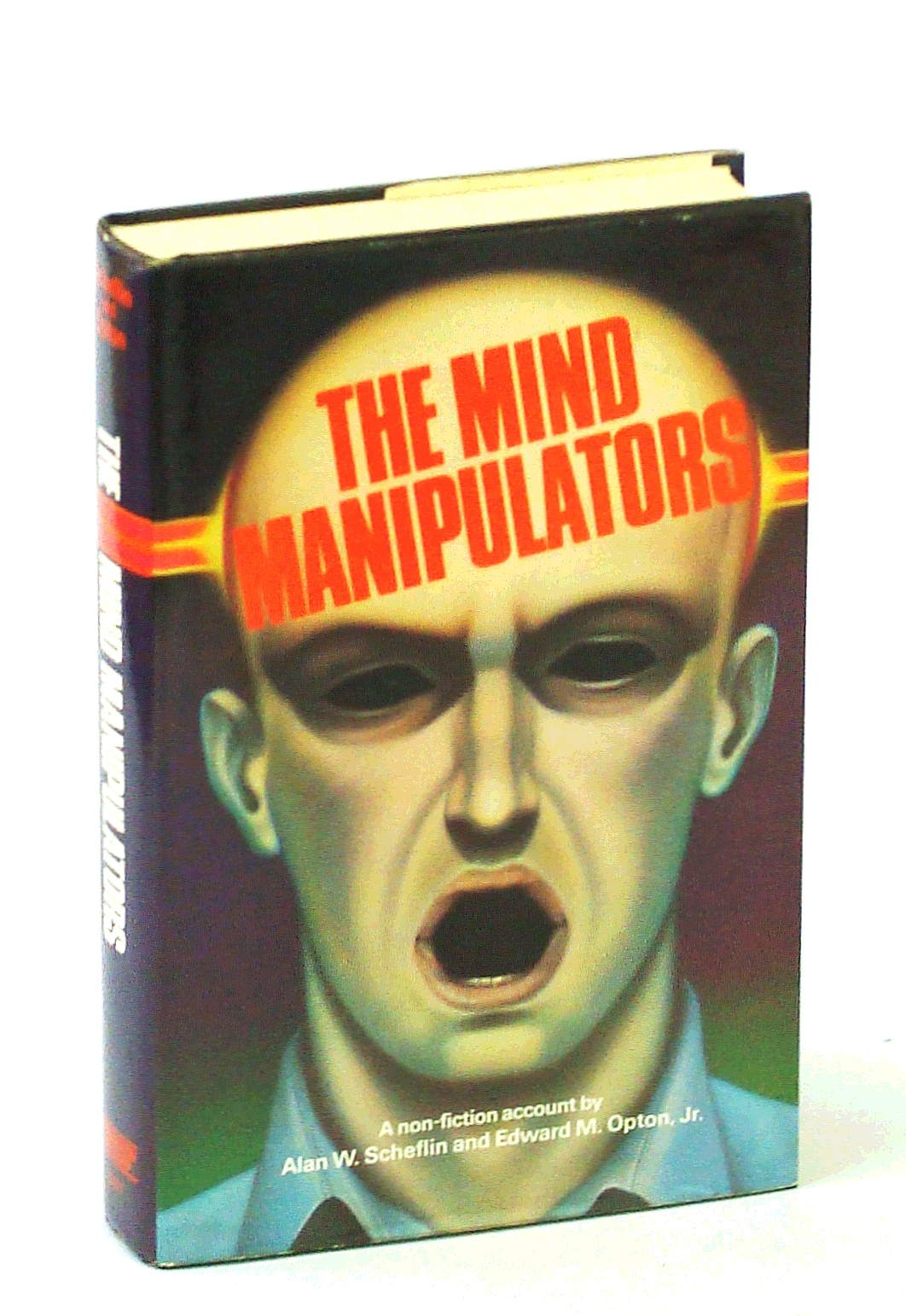 Image for The Mind Manipulators - A Non-Fiction Account
