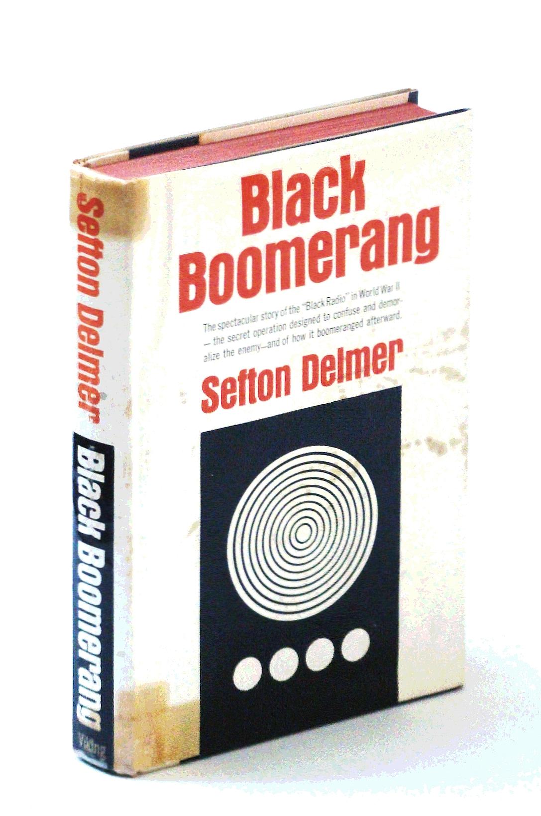 Black boomerang