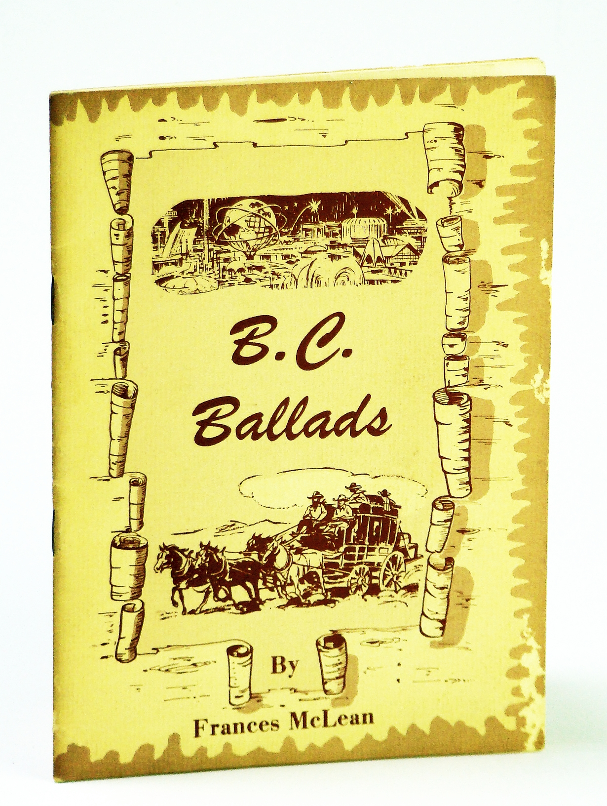 Image for B.C. (British Columbia) Ballads - Centennial Edition