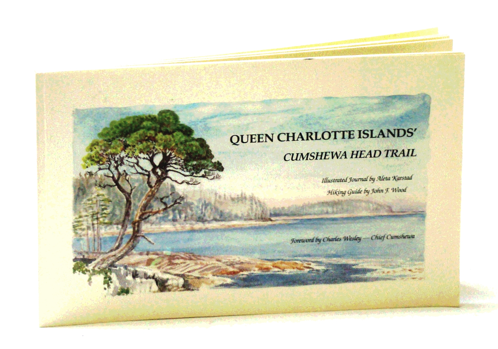 Queen Charlotte Islands' Cumshewa Head Trail