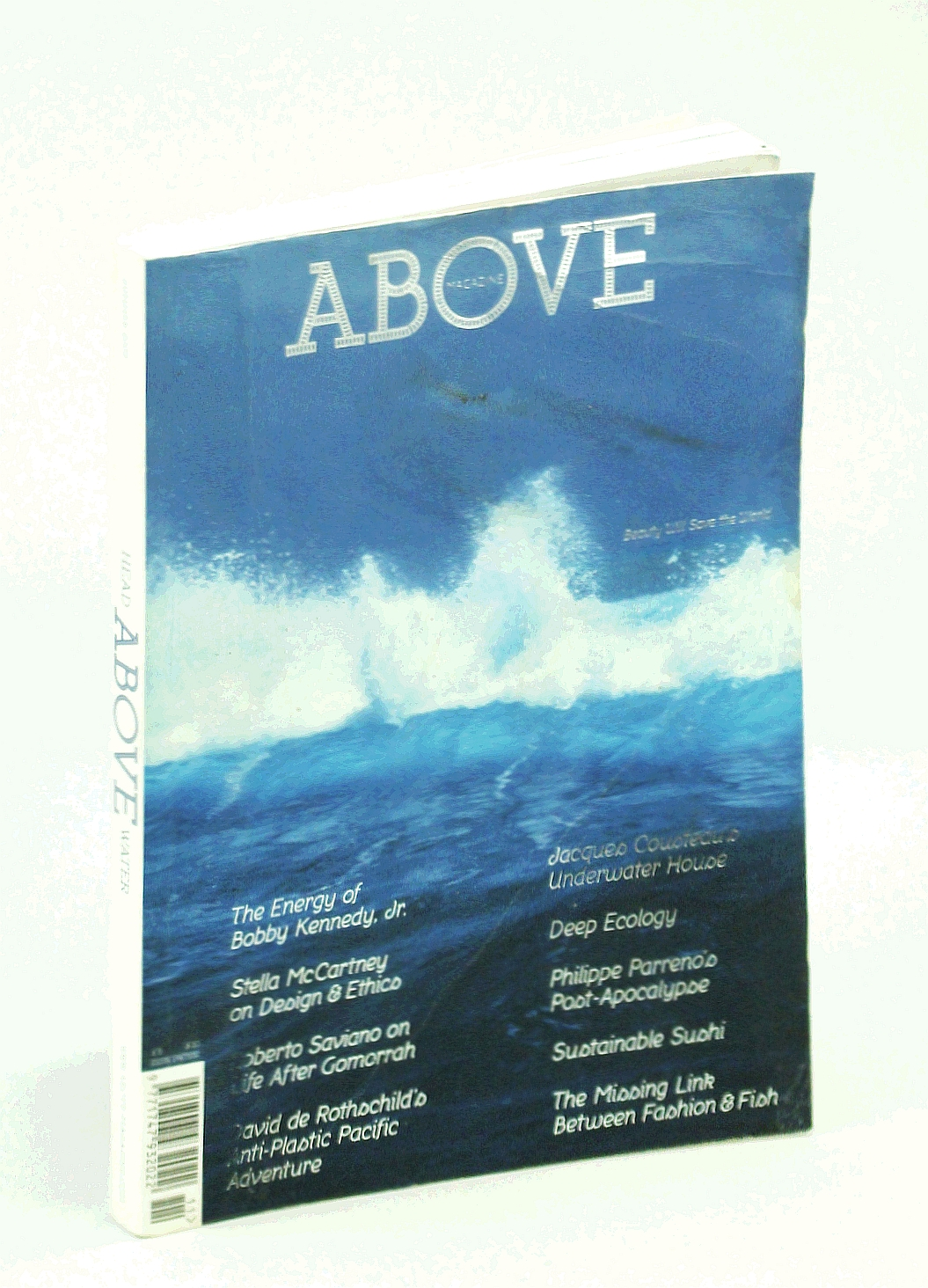 Image for Above Magazine, Summer 2009 [Head Above Water] - Jacques Cousteau's Underwater House