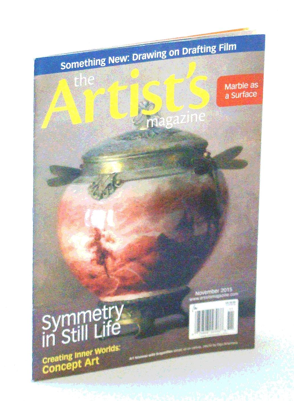 The Artist's Magazine November 2015