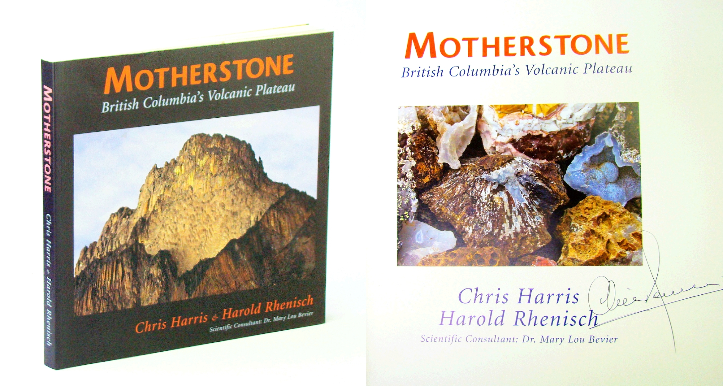 Image for Motherstone - British Columbia's Volcanic Plateau