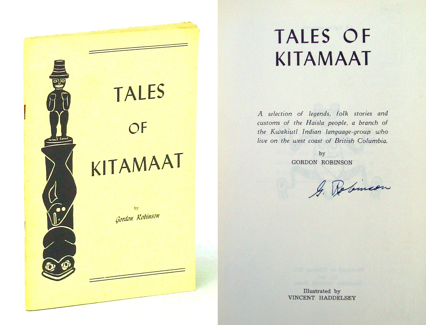 Image for Tales of Kitamaat