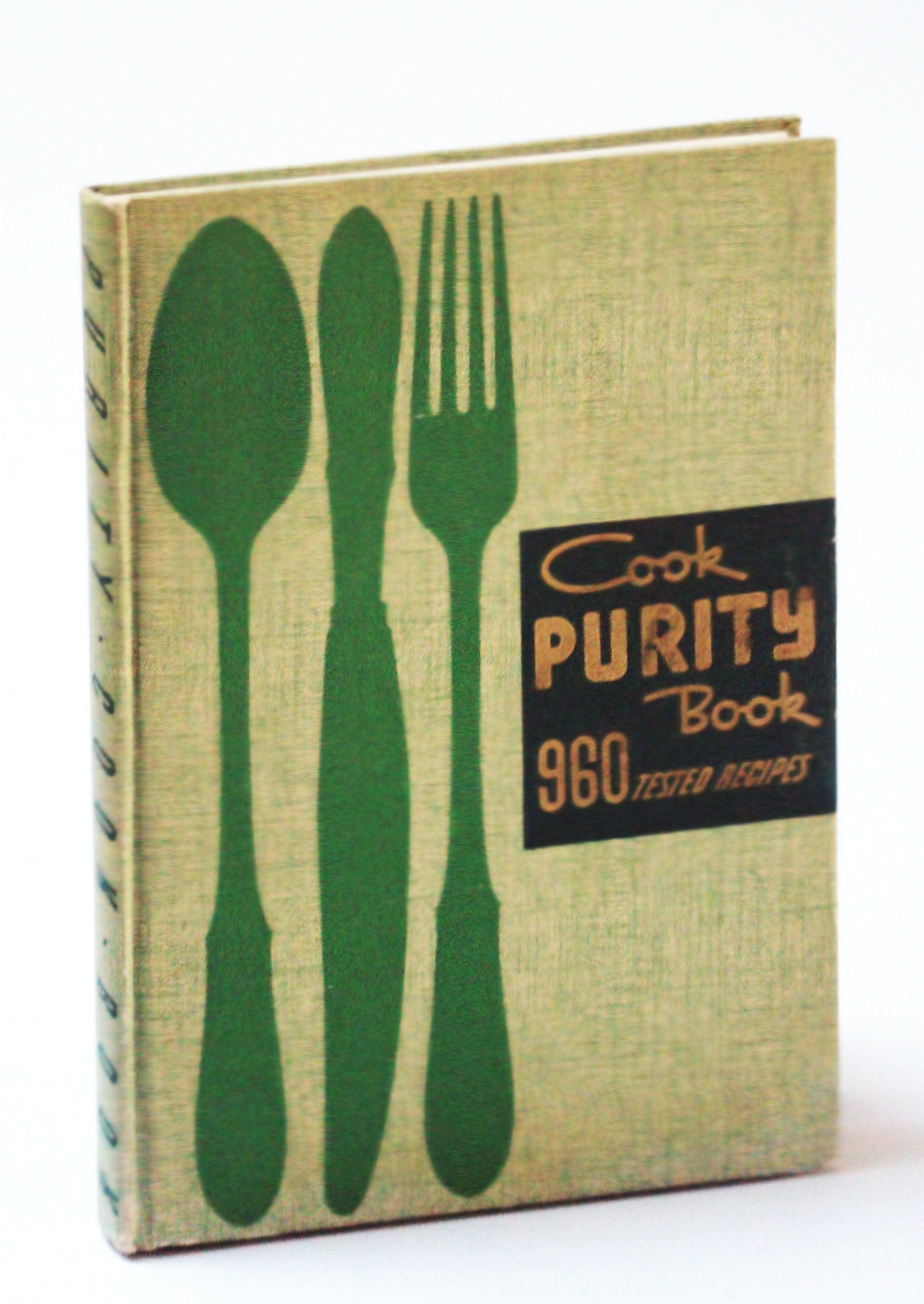 Purity Cook Book (Cookbook) - 960 Tested Recipes