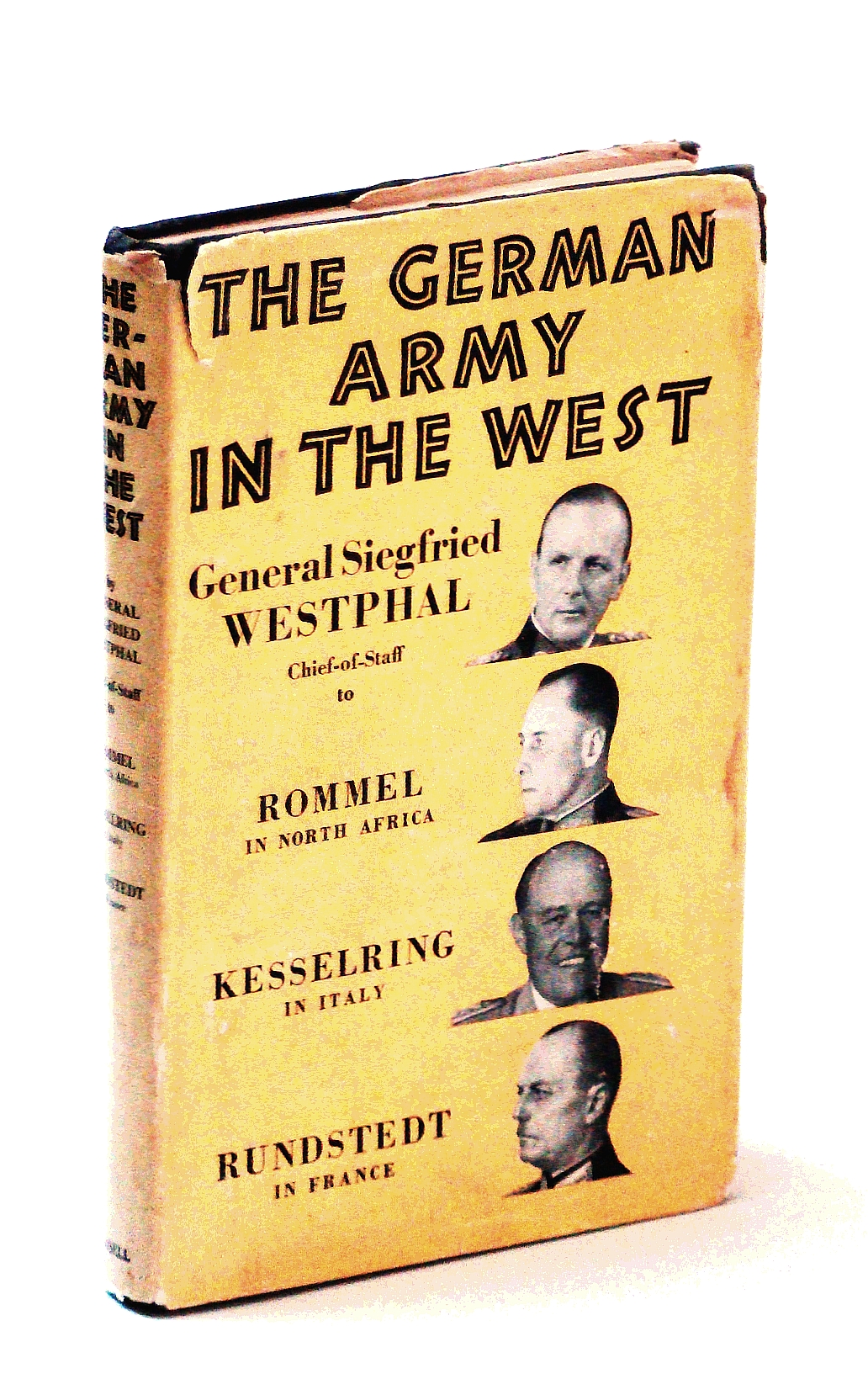 The German Army in the West
