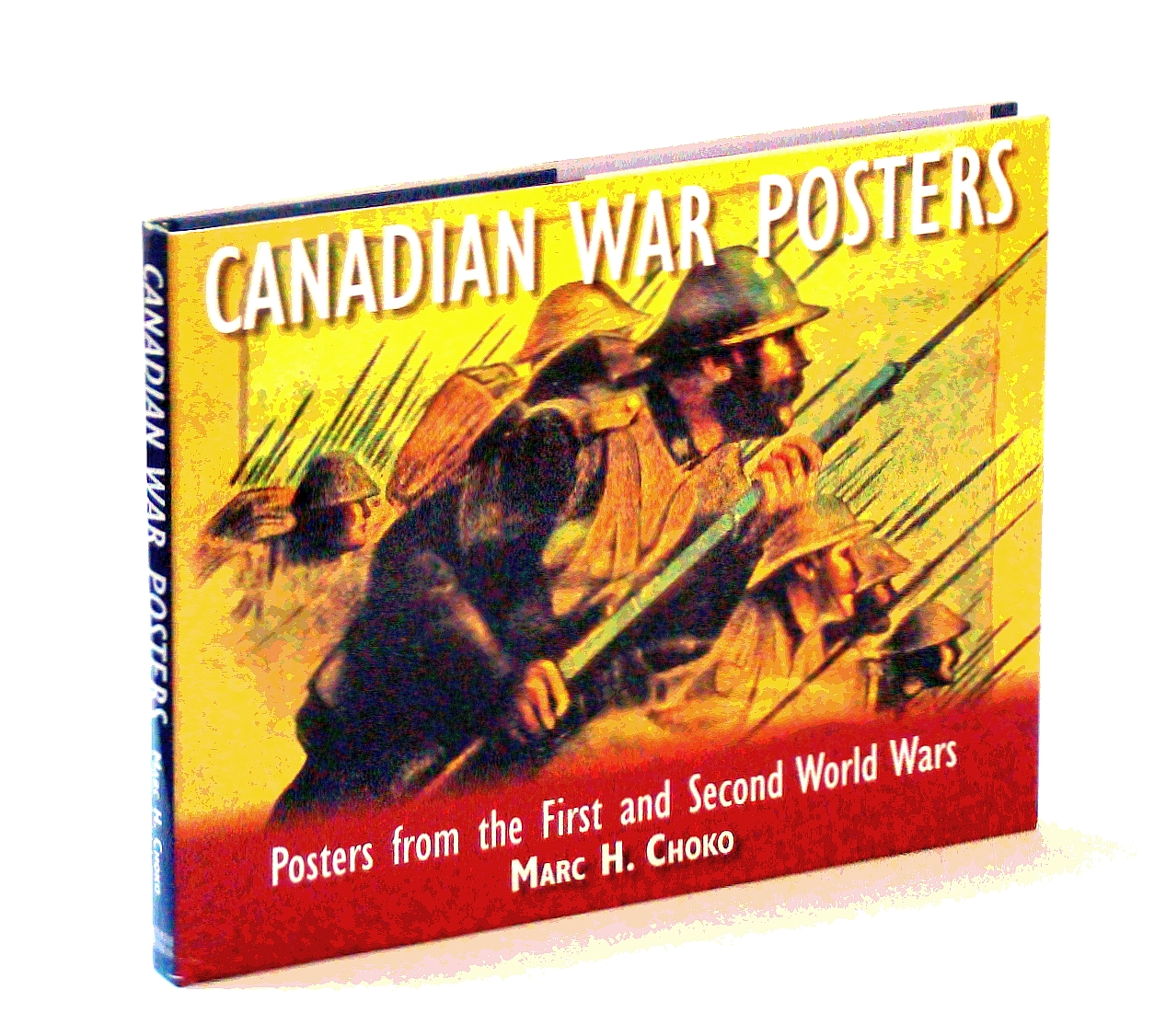 Canadian War Posters, Posters from the First and Second World Wars