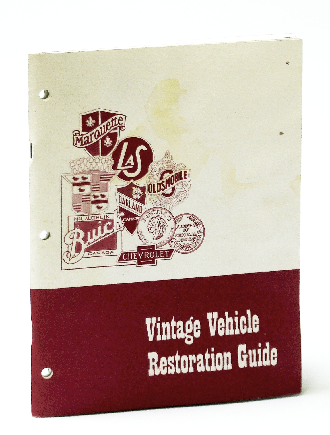 Image for Vintage Vehicle Restoration Guide