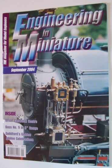 Engineering in Miniature - The Magazine for Model Engineers: September 2004, Multiple Contributors