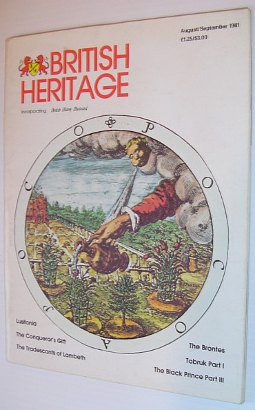 British Heritage Magazine: August/September 1981, Multiple Contributors