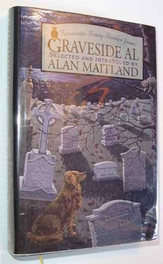 Favourite Scary Stories from G, Maitland, Alan