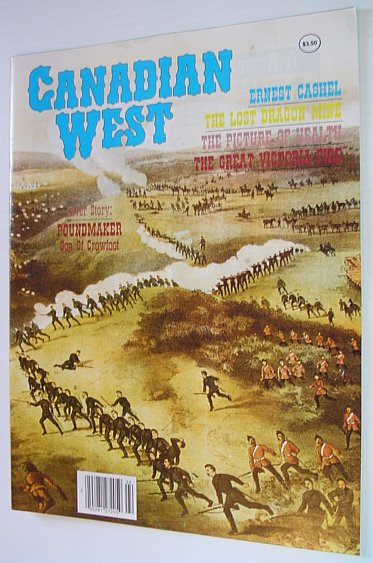 Canadian West Magazine - Winter 1989, Multiple Contributors