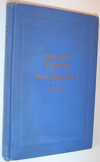 Image for Souvenir History of Ohio Lodge No. 1, A.F. & A.M., Wheeling, West Virginia