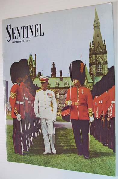(Canadian Forces) Sentinel, September 1972, Volume 8, Number 8, Multiple Contributors