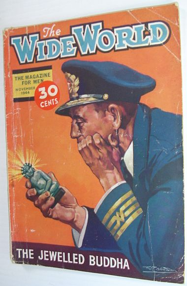 The Wide World Magazine, November 1944, Multiple Contributors