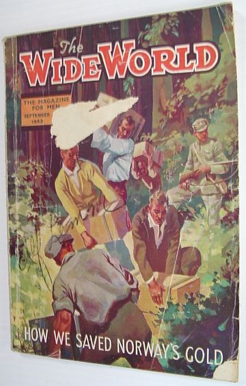 The Wide World Magazine, September 1943, Multiple Contributors