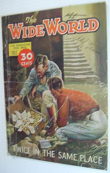 The Wide World Magazine, July 1943, Multiple Contributors
