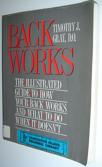 Image for Backworks: The Illustrated Guide to How Your Back Works and What to Do When It Doesn't