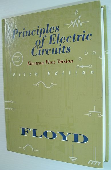Image for Principles of Electric Circuits: Electron-Flow Version (5th Edition)