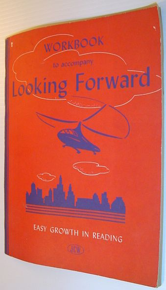"""Image for Easy Growth in Reading - Workbook for """"Looking Forward - Fifth Reader"""""""