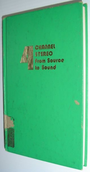 Image for Four Channel Stereo From Source to Sound