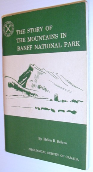 Image for The Story of the Mountains in Banff National Park