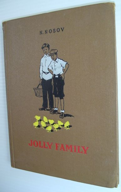 Image for Jolly Family - Soviet Literature for Young People